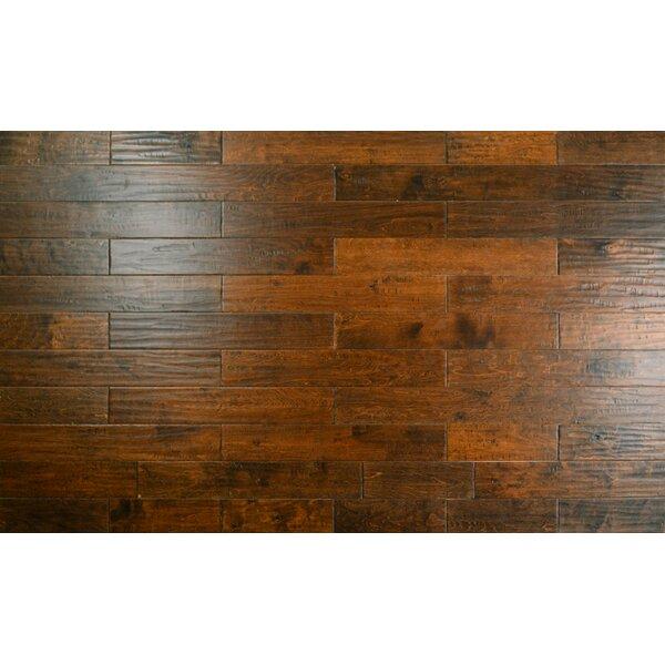 Pioneer 5 Engineered Birch Hardwood Flooring in Tomahawk by Forest Valley Flooring