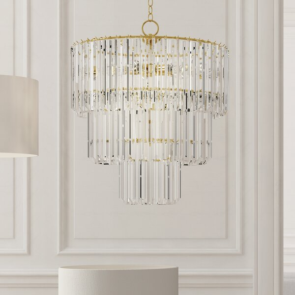 Grisella 9-Light Chandelier by Willa Arlo Interiors