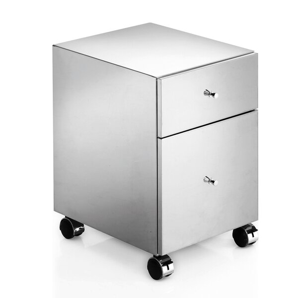 Linea 13.8 W x 20 H Cabinet by WS Bath Collections