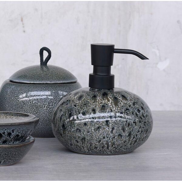 Edgington Pump Liquid Soap Dispenser by Wrought Studio