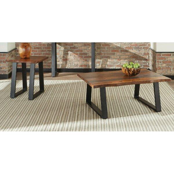 Bracken 2 Piece Coffee Table Set by Williston Forge
