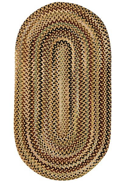 Fort Lupton Amber Area Rug by Loon Peak