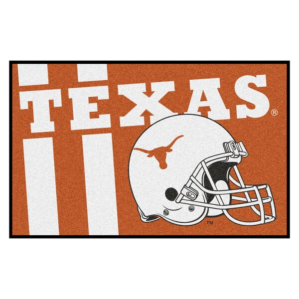 NCAA University of Texas Starter Mat by FANMATS