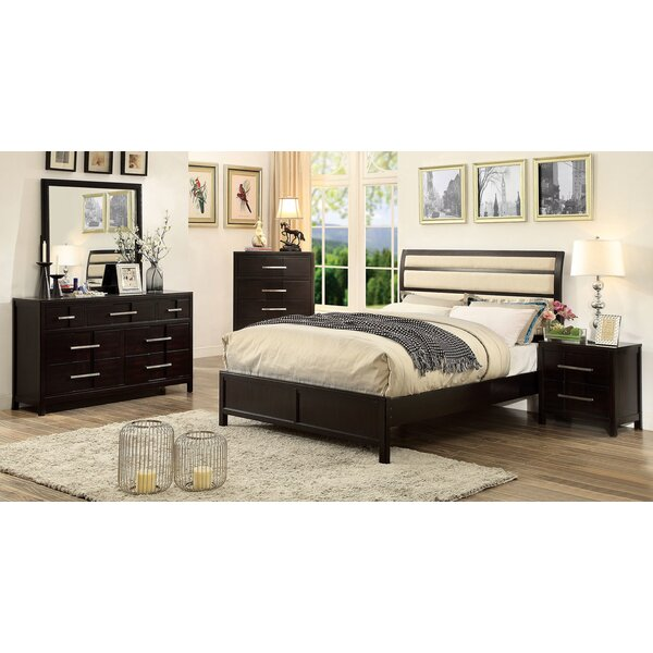 Bartlum Platform Configurable Bedroom Set by Latitude Run