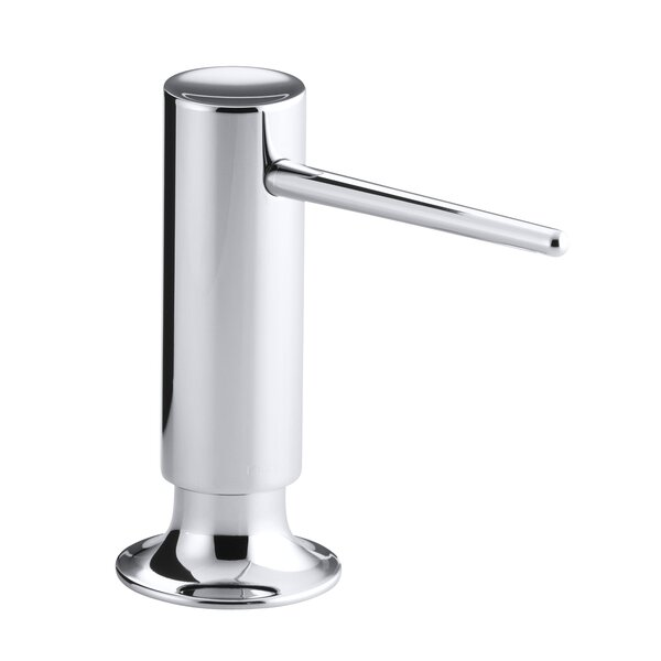 Contemporary Design Soap/Lotion Dispenser by Kohler
