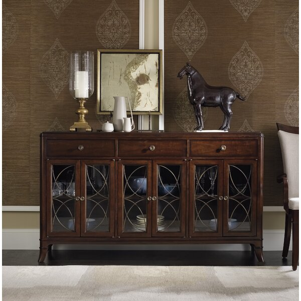 Palisade Sideboard by Hooker Furniture