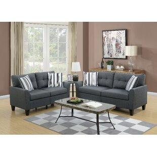 Filion 2 Piece Living Room Set by Ivy Bronx