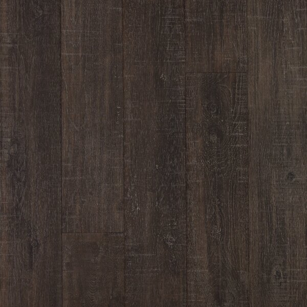Lavish 6 x 47 x 12mm Hickory Laminate Flooring in Teton by Quick-Step