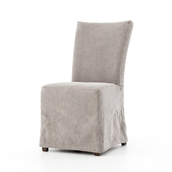 Tanisha Upholstered Dining Chair (Set of 2) by 17 Stories
