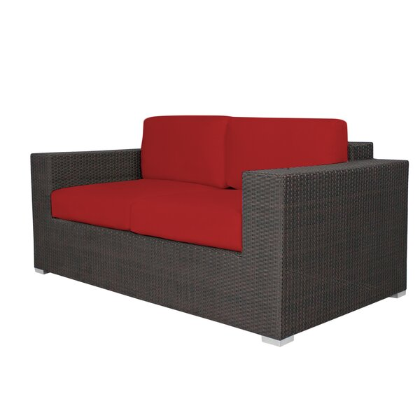 Bulfinch Loveseat with Cushions by Brayden Studio
