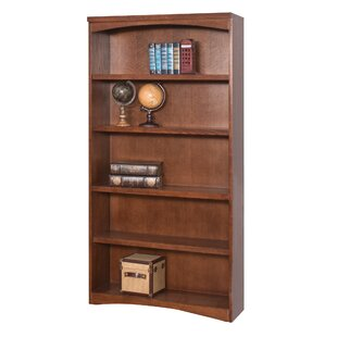 Best Price Mission Pasadena Standard Bookcase by Martin Home Furnishings