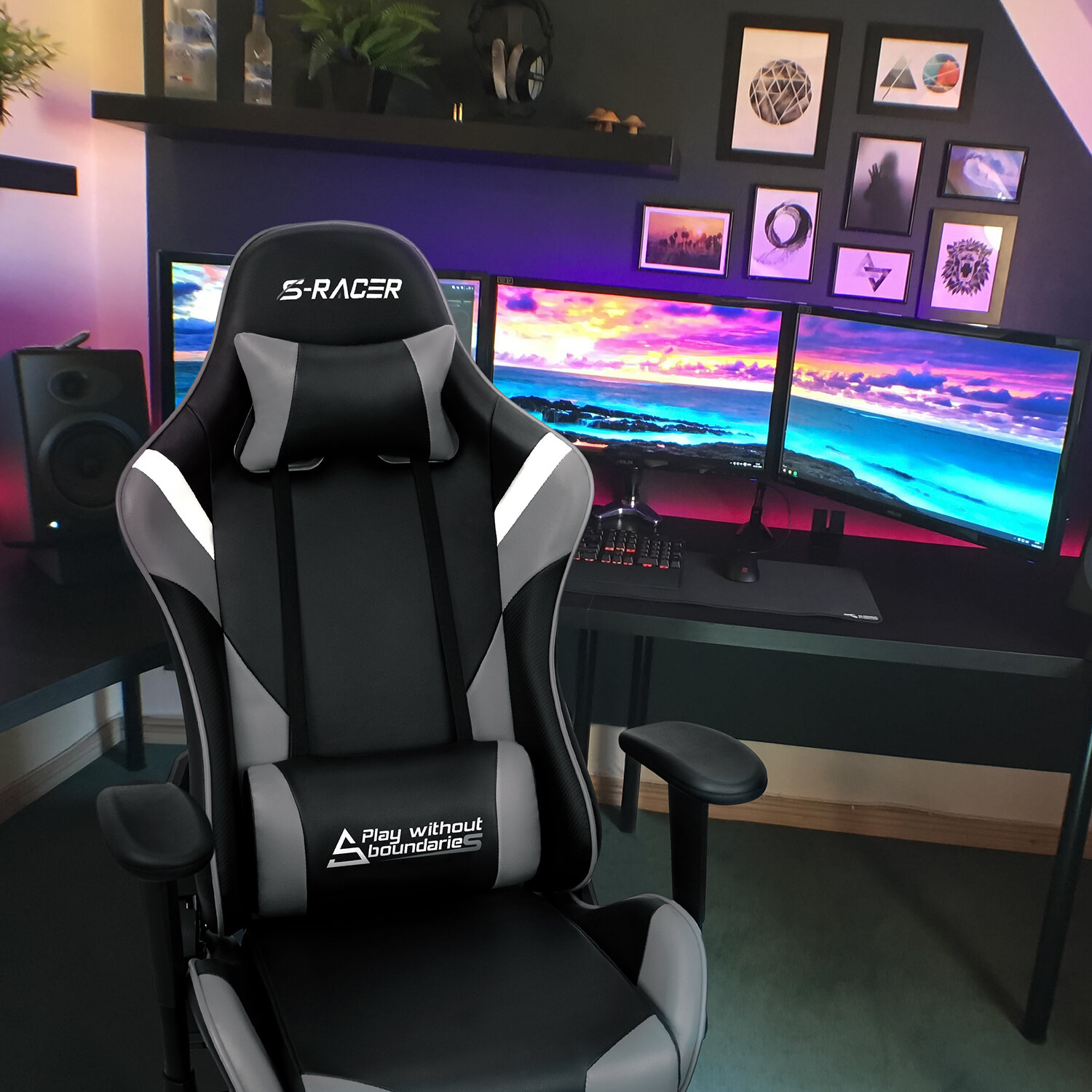 Gaming Room Ideas: How to Create the Ultimate Gaming Setup | Wayfair