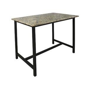 Weatherby Granite Pub Table
