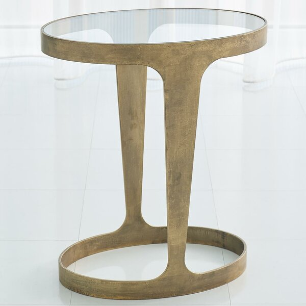Oslo End Table By Global Views