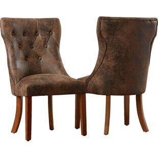 Parfondeval Upholstered Dining Chair Set Of 2