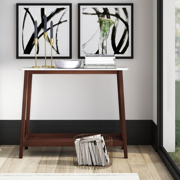 Mattingly Console Table by Mercury Row