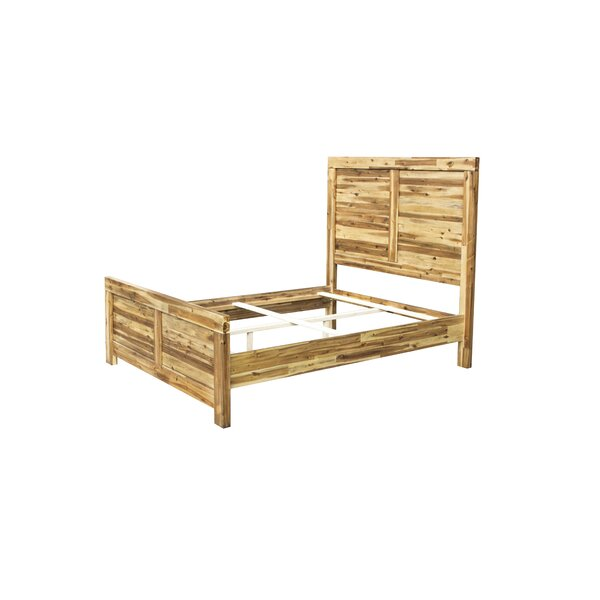 Camilo Standard Bed by Union Rustic