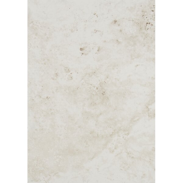 Costa Mesa 10 x 14 Ceramic Field Tile in Garden White by Itona Tile