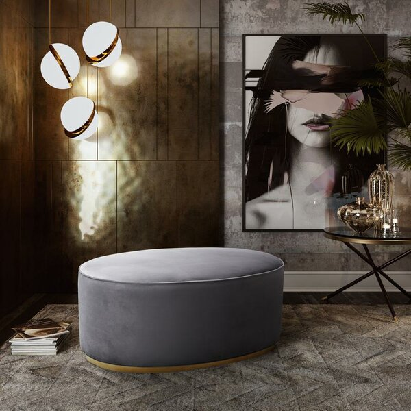 Labbe Cocktail Ottoman by Mercer41