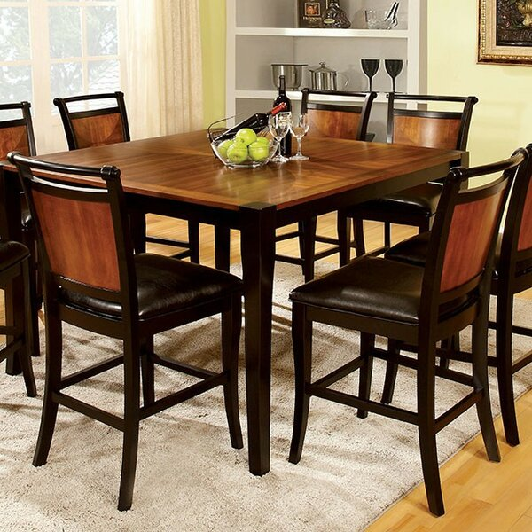 Almazan 9 Piece Counter Height Dining Set by Bloomsbury Market