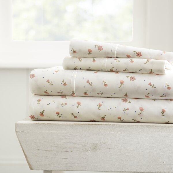 Lisle Bed Sheet Set by August Grove