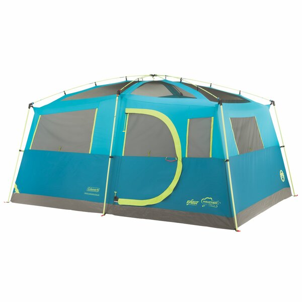 Tenaya Lake™ Fast Pitch™ 8 Person Tent with Cl