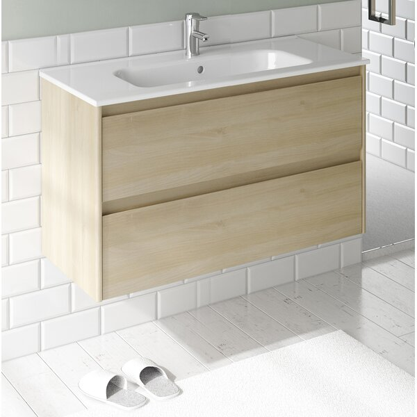 Ambra 24 Single Bathroom Vanity Set by WS Bath Collections