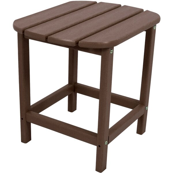 Grafton All-Weather End Table by Bay Isle Home
