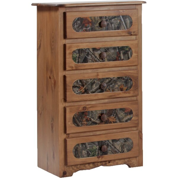 Burlington 5 Drawer Chest by Chelsea Home Furniture