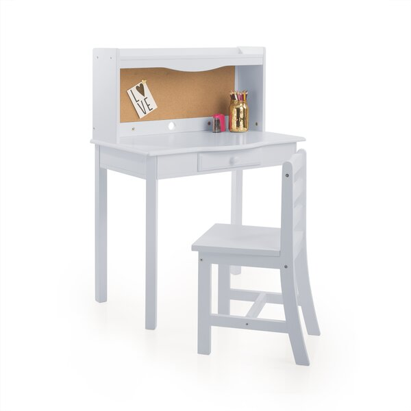 Classic 27 Writing Desk with Hutch by Guidecraft