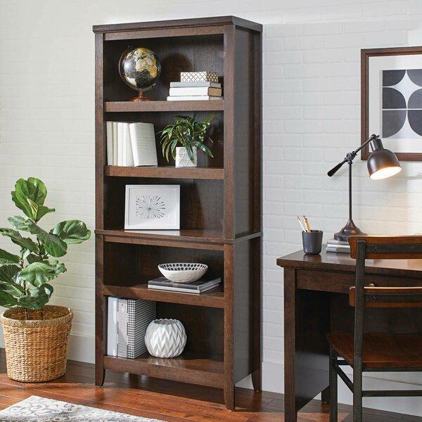 Precita 5 Shelf Standard Bookcase By Foundry Select