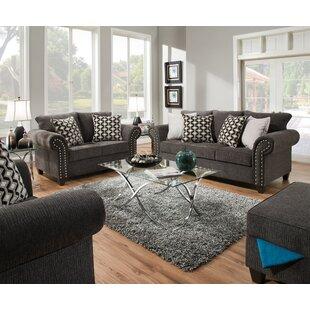 Buchheit 2 Piece Living Room Set by Canora Grey