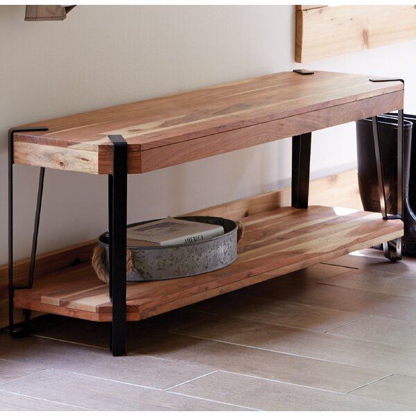Tindal Wood Bench by Union Rustic Union Rustic