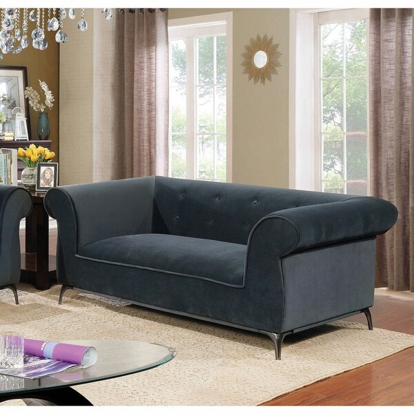 Aparicio Loveseat By Everly Quinn