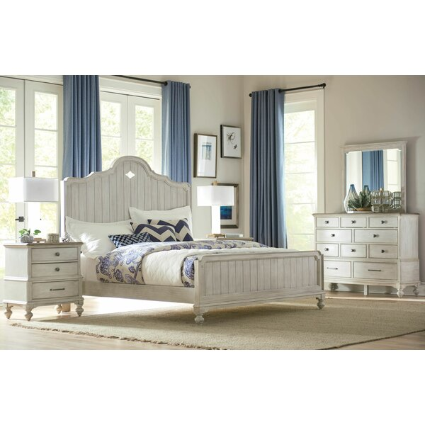 Fernanda Standard Configurable Bedroom Set by One Allium Way One Allium Way