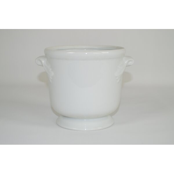 Chantelle Cache Ceramic Pot Planter by The French Bee