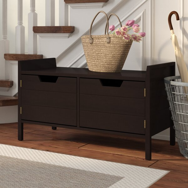 Climax Storage Bench by Winston Porter