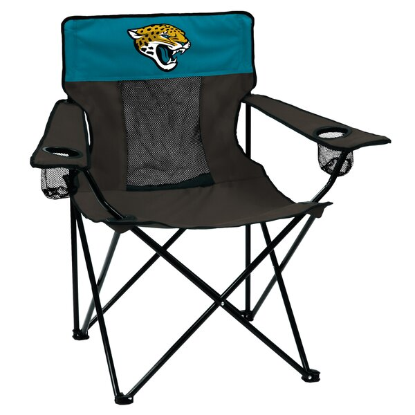 Jacksonville Folding Camping Chair by Logo Brands