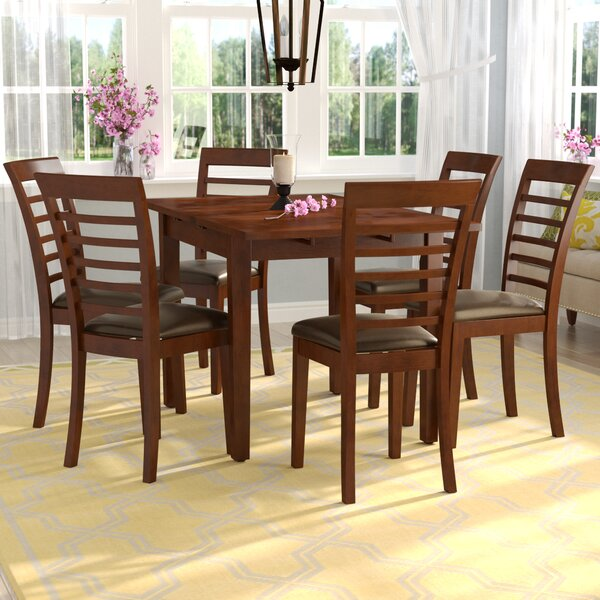 Balfor 7 Piece Extendable Dining Set by Andover Mills