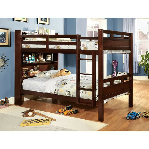 Alderson Twin over Twin Bunk Bed by Harriet Bee