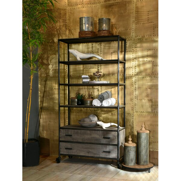 Brosnan Etagere Bookcase By Williston Forge