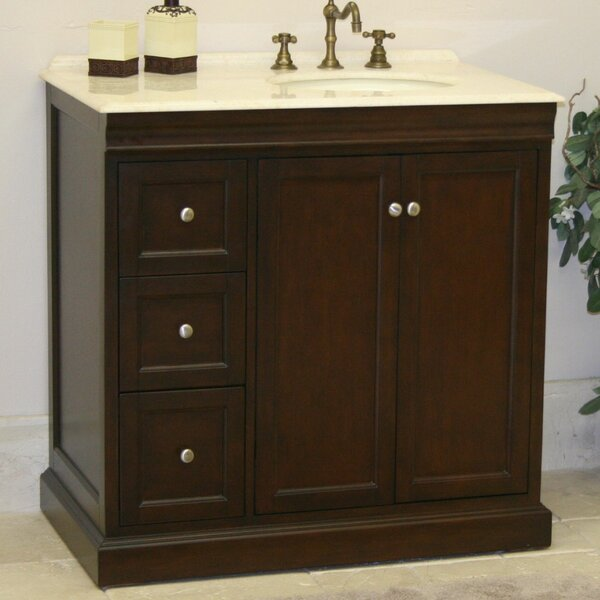 Kellas 36 Single Bathroom Vanity Set by B&I Direct Imports