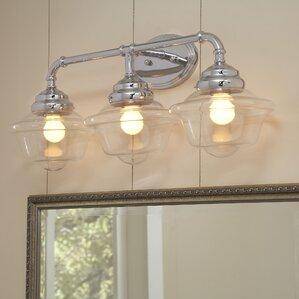 mcgrath 3light vanity light