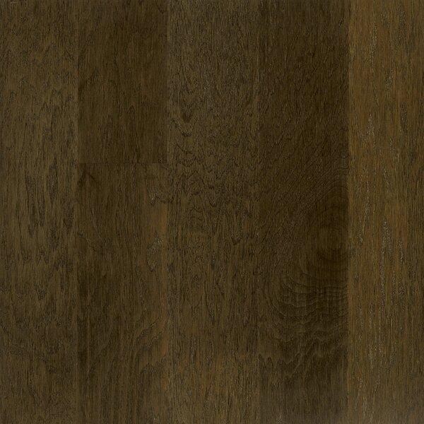 5 Engineered Hickory Hardwood Flooring in Mineral Hue by Armstrong Flooring