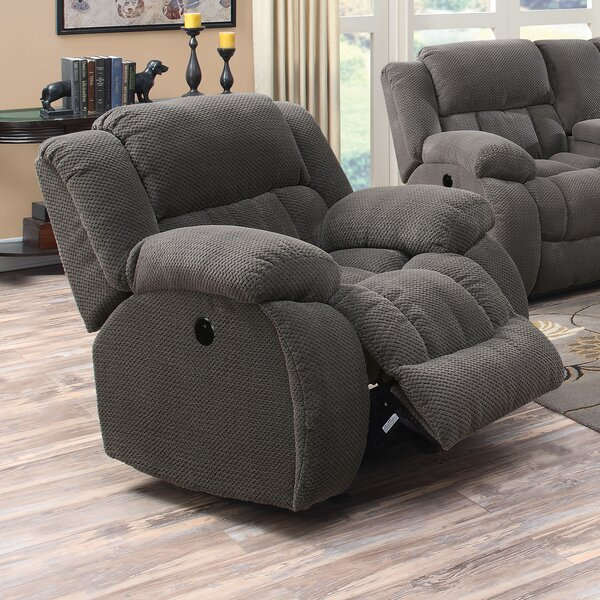 Bolander Manual Glider Recliner RDBL1793