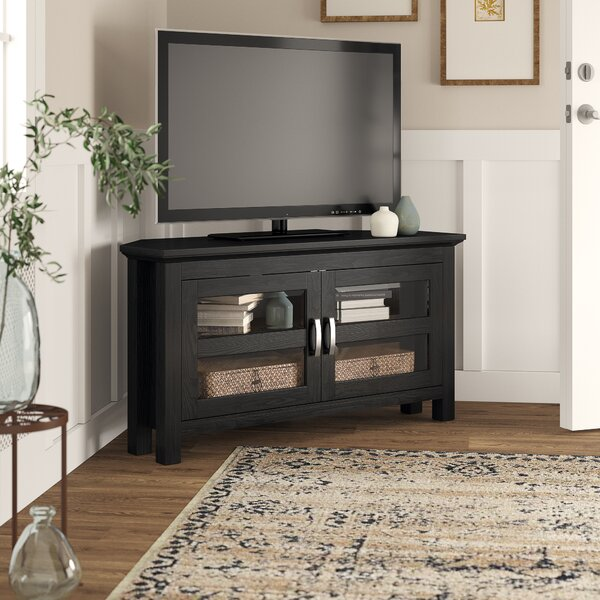 Bargain Filomena Corner TV Stand for TVs up to 48 by Birch Lane™ Heritage