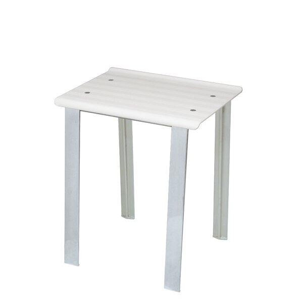 Leo Free Standing Shower Seat by WS Bath Collections