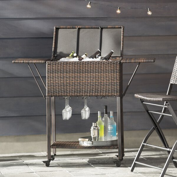 Buckland Serving Cart by Brayden Studio