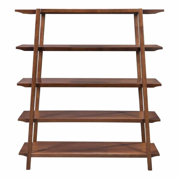 Aahil Alexander Shelf Standard Bookcase by Corrigan Studio