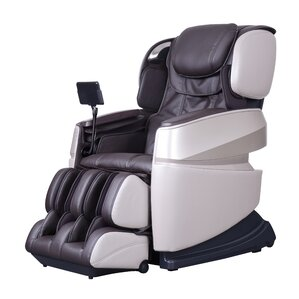 touch 3d reclining full body zero gravity heated massage chair set of 3